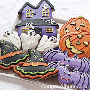Halloween Spooky Cookies