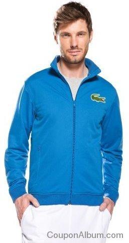 Lacoste Oversized Croc Track Jacket