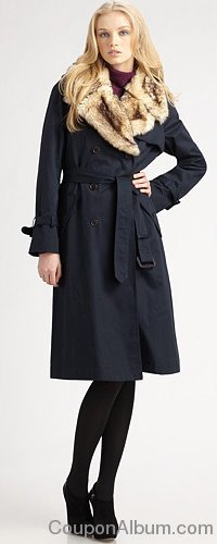Marc by Marc Jacobs - Penn Trenchcoat