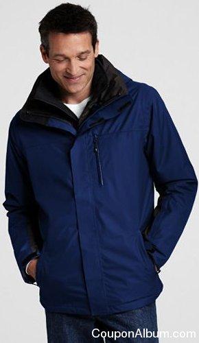 Men's Regular Snow Squall 3- in-1 Jacket