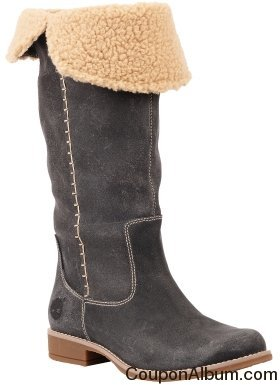 Timberland Women's Earthkeepers Shoreham Tall Fold-Down Boot