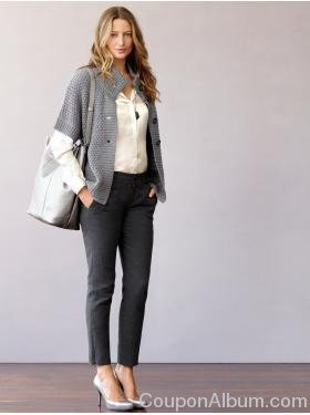 banana republic look