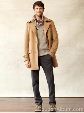 banana republic men clothing