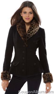 Wool Boucle Jacket