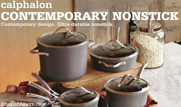 calphalon contemporary non stick cookware