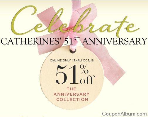 catherines 51 anniversary