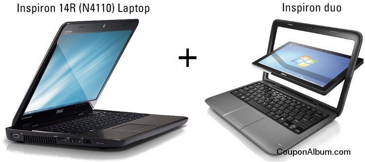 dell inspiron 14r and inspiron duo