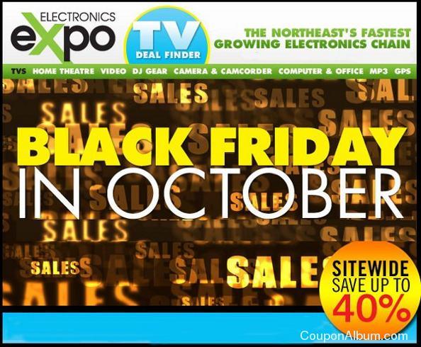 electronics expo black friday sale