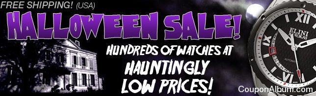 ewatches halloween sale
