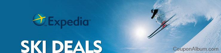 expedia ski deals