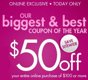 fashion bug coupon