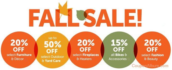 gettington fall sale