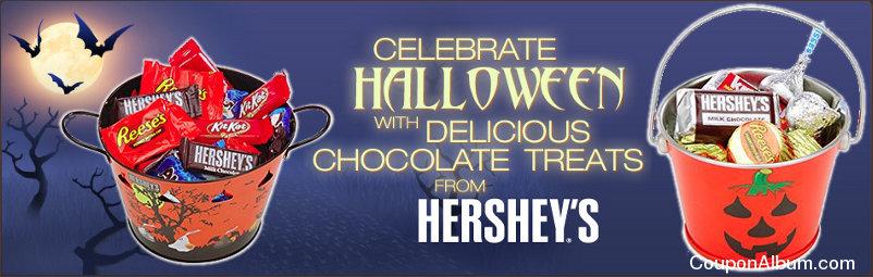 hershey's halloween treats