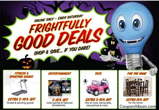 kmart frightfully good deals