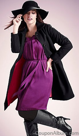 lane bryant plus size dress