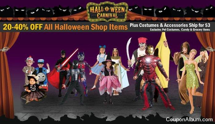 meijer halloween discounts