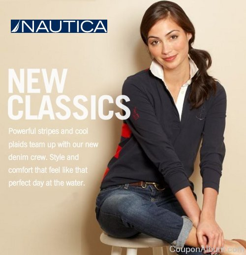 nautica fall clothing