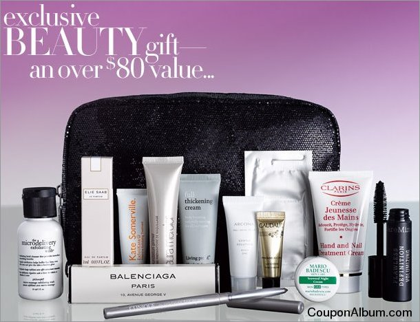 nordstrom exclusive beauty gift
