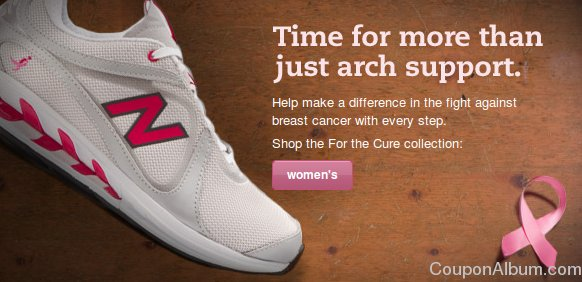 online shoes for the cure collection