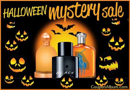 perfumania halloween mystery sale