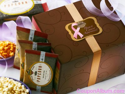 pink ribbon twelve-bag sampler