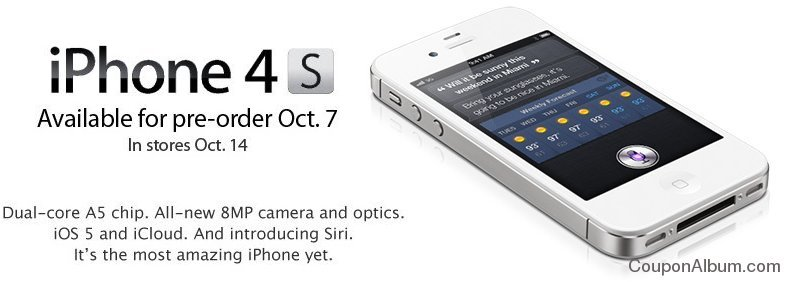 preorder iphone 4s