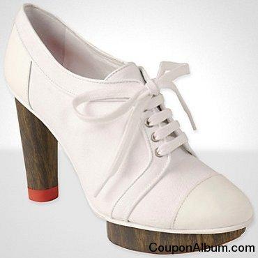 tommy runway tennis shoe