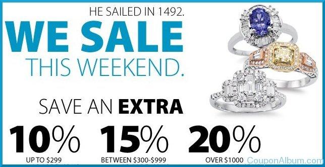 ultra diamonds columbus day sale