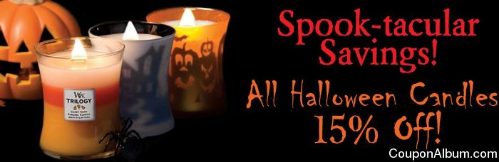 virginia candle company halloween special