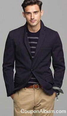 J.Crew workwear jacket