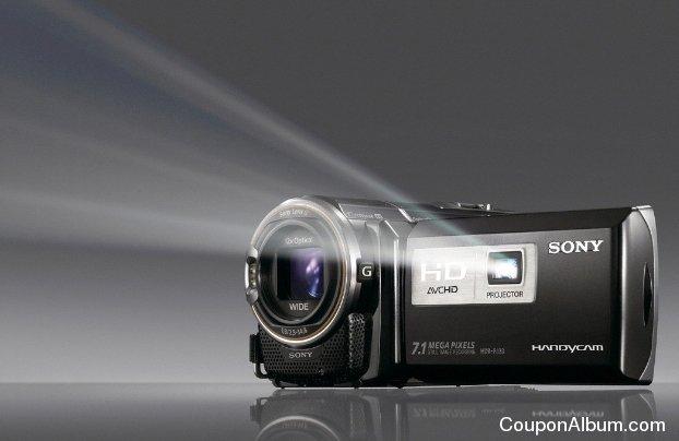 Sony HDR-PJ30V handycam