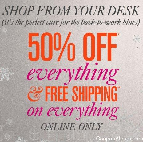 ann taylor loft online coupon