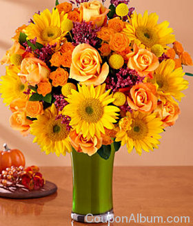 Flower Discount Codes on Proflowers  Autumn Collection   15  Off    Online Shopping Blog
