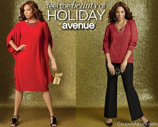 avenue holiday collection