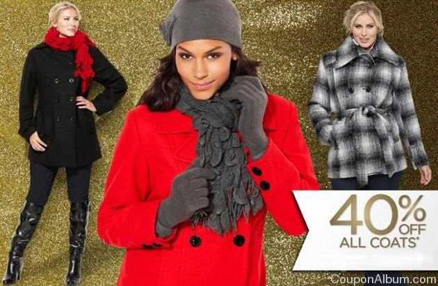 avenue plus size coats