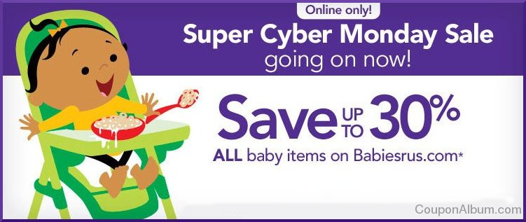 babies r us super cyber monday sale