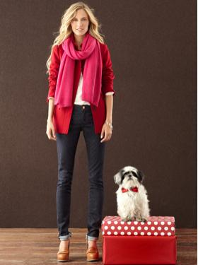 banana republic holiday collection