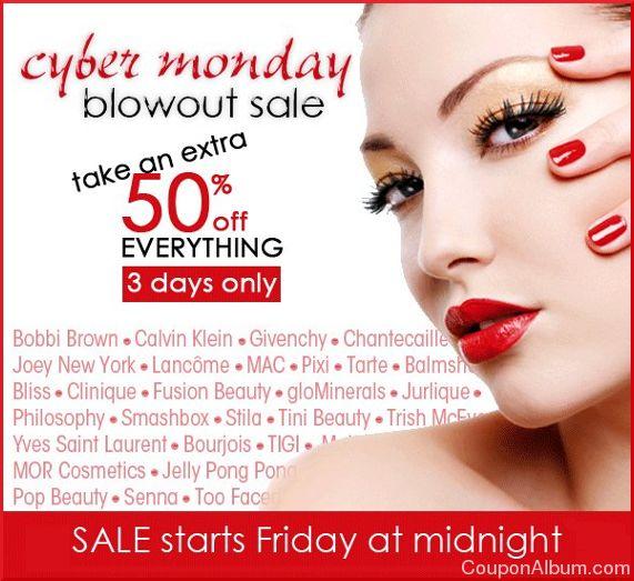 beauty ticket cyber monday sale
