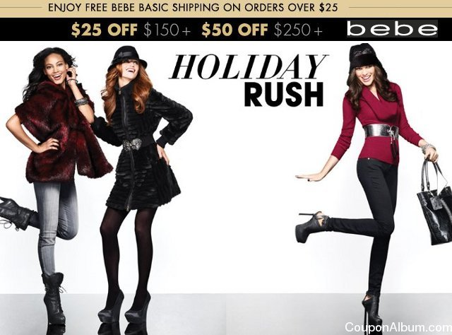 bebe holiday collection