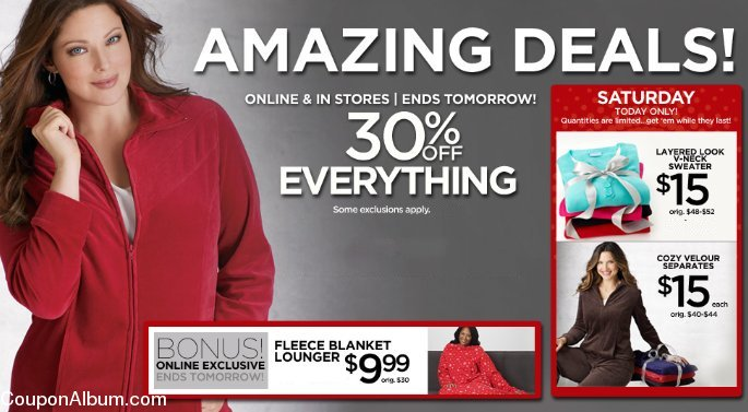 catherines plus size sale