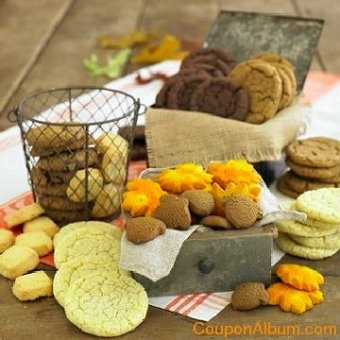 fall cookie medley