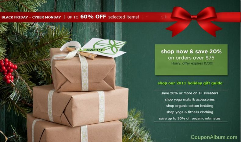 gaiam holiday savings