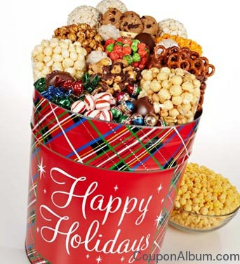 holiday snacks
