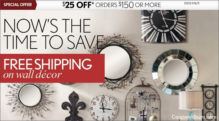Genial Home Decorators Collection Coupon: $25 Off $150 | Online Shopping Blog