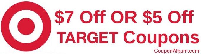 hot target coupons