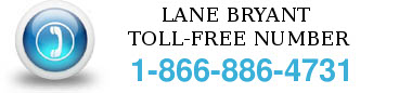 lane bryant toll free number