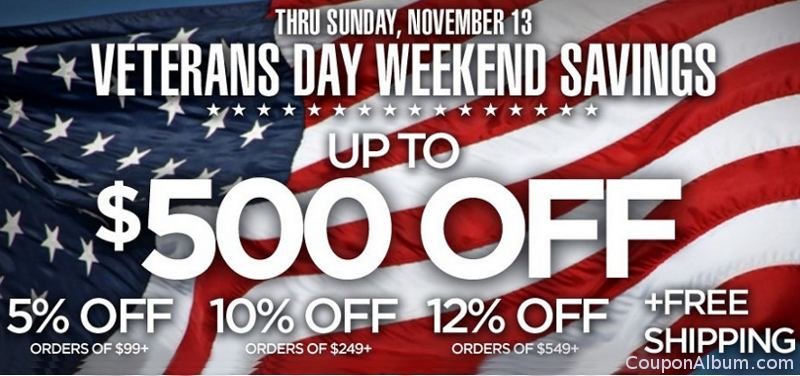 musicians friend veterans day sale