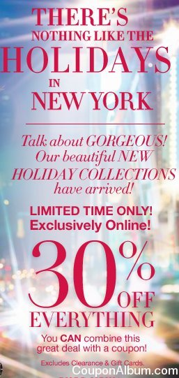 new york and company coupon