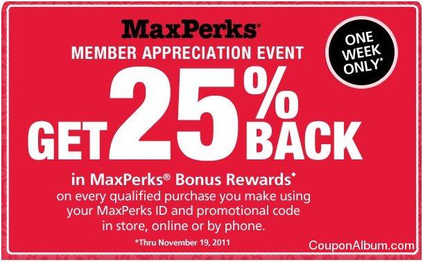 office max member appreciation event