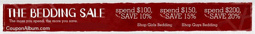 pbteen the bedding sale